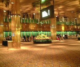LOBBY BALLYS CASINO ATLANTIC CITY