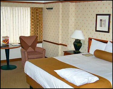 ballys ac tower hotel room