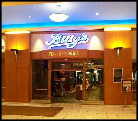 billys, ballys ac poker room and race book