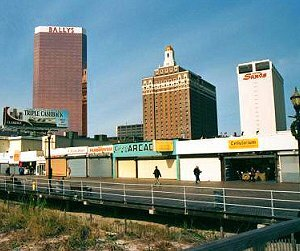 ATLANTIC CITY BOARDWALK PHOTO