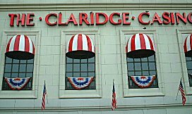 CLARIDGE CASINO AC
