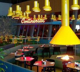 The Continental Restaurant At Pier Casears