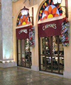 Restaurant Inside The Quarter At Tropicana Ac