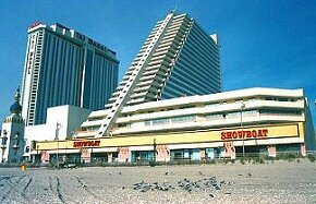 ATLANTIC CITY HARRAH'S SHOWBOAT CASINO