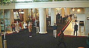 Lobby Hilton Atlantic City