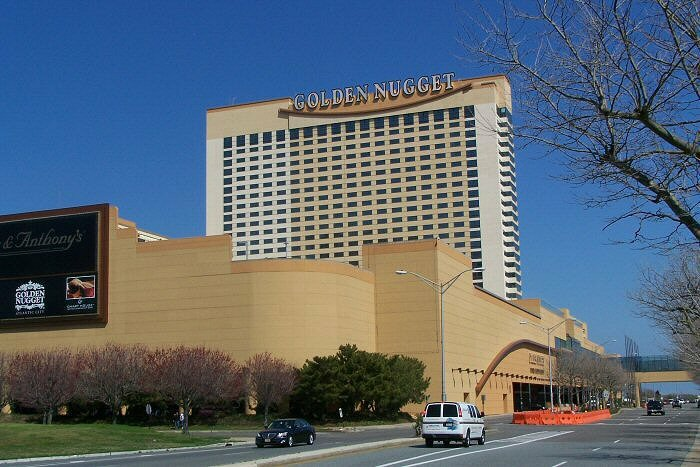 Golden Nugget Casino in Atlantic City NJ