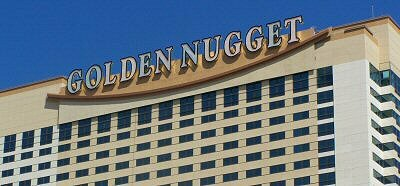 Golden Nugget ac sign