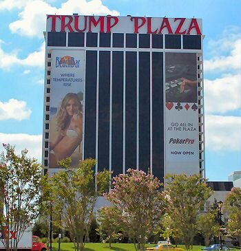 trump plaza casino hotel atlantic city