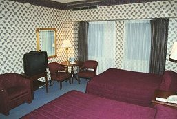 CLARIDGE CASINO ATLANTIC CITY GUEST ROOM