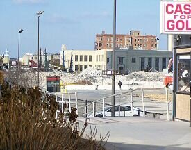 former site of sands casino  ac from boardwalk