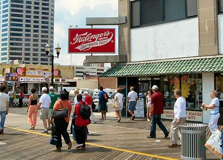 fralingers salt water taffy shop atlantic city boardwalk