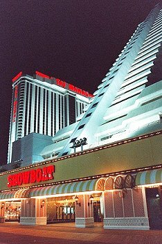 ATLANTIC CITY SHOWBOAT CASINO