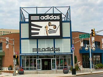 adidas shop - the walk outlets