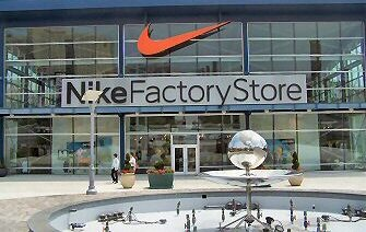 nike factory store - the walk outlets