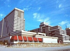 TROPICANA HOTEL and CASINO